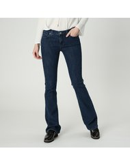 MADONNA, MEDIUM RISE BOOTCUT, COLOR: LIGHT BLUE, MATERIAL: 98% COTTON 2% ELASTANE